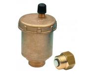 Purgeur de circuit automatique mâle M3/8 (12x17) avec valve d'isolement NOYON & THIEBAULT - 803601