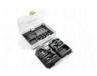 Set de montage FESTOOL SYS3 M 89 ORG CE-SORT - 104 accessoires - 576804