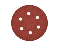 Disque abrasif Ø150 mm MILWAUKEE  - grain 40 - 25 pièces - 4932371596