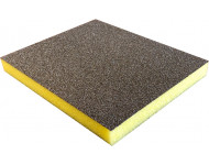 Eponge 2 Flex Pad fine SIA Jaune Grain 100 - 0070.1247.01