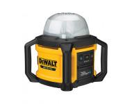 Projecteur de chantier Tool Connect 18V XR DEWALT - sans batterie ni chargeur - DCL074-XJ