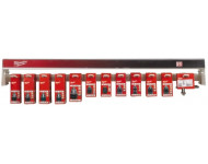 1M Row Red mandrins MILWAUKEE - 4932430507