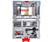 Coffret de forets et embouts de vissage Premium X-Line BOSCH 49 pièces - 2608P00233
