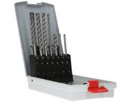 Coffret 7 forets SDS-Plus BOSCH - 2607017502