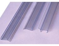 Joint de plinthe PRUNIER - translucide - 2.6 m - RCP1619