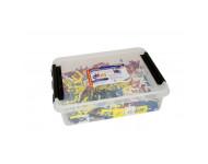 Caisse Probox de 500 cales fourchettes EDMA pour huisserie, plancher, terrasses - 188255