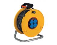 Enrouleur électrique Bat-Pro BRENNENSTUHL - Câble 25 m - 3G1.5 - 1205921
