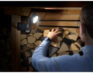 Projecteur LED Lufos IP44 - PIR - 3xLR14 BRENNENSTUHL - 1178900
