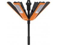 Projecteur LED R17000 portable 360° BRENNENSTUHL 200W - 9171411160