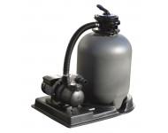 Groupe de filtration 20-40 m³ Ø400 6m³/HAQUALUX - 2260024