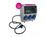 Coffret électrique de protection et de commande AQUALUX - 106050