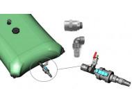 Kit réservoir AQUALUX - distribution gravitaire ou connexion - 102943