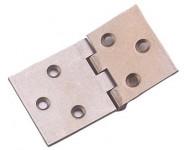 Charnière de table double feuille MONIN - 45 x 80 mm - 426 410