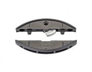 Clamex P-14 LAMELLO - 66x27x9.7 mm - 300 paires -