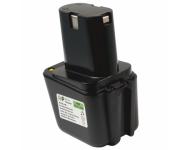 Batterie 7.2V 3.0Ah Ni-Mh pour Bosch AKKU POWER - P206