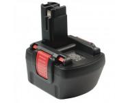 Batterie 12V 3Ah Ni-MH Pour Bosch AKKU POWER - P276