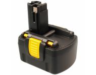 Batterie 14.4V 3.0Ah Ni-Mh pour Bosch AKKU POWER - P2106