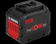 Batterie 18V 12.0Ah Li-ion Procore BOSCH -1600A016GU