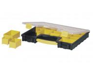 Boîte de rangement à 25 compartiments STANLEY- 42,2 x 5,2 x 33,4 cm - 1-92-748