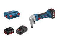 Grignoteuse 18V-16 BOSCH GNA Professional - 2 Batteries 5.0 Ah Li-Ion + chargeur + coffret - 0601529501