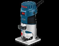 Affleureuse BOSCH GKF 600 Professional - Avec coffret de transport et pack d'accessoires - 060160A102