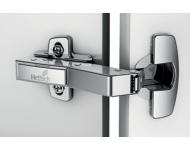 Charnière Sensys sans amortisseur HETTICH à visser - ép.porte 15/28 cais.45° 95°- porte en applique - 9085268