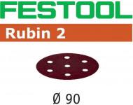 Abrasif pour ponçeuse FESTOOL Rubin 2 - Ø 90 mm
