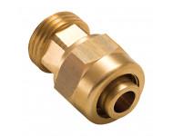 Raccord droit à compression pour tube PER NOYON & THIEBAULT - P12-189 / 3288