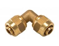 Coude égal à compression pour tube PER NOYON & THIEBAULT - P-523