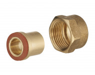Raccord 2 pièces butane/propane femelle NOYON & THIEBAULT - A souder - 5071