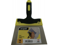 Couteau à enduire inox bi-matière NESPOLI - 37011