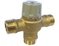 """Mitigeur thermostatique 5211723 3/4"""" THERMADOR avec filtres et clapets - MIX52120"""