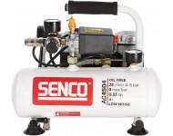 Compresseur d'air discret AC4504 sans huile 4L - SENCO - AFN0024