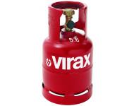 Bouteille de gaz vide avec plongeur VIRAX 1.6 kg - 528260