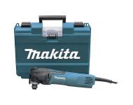 Outil multi-fonction MAKITA 320W + Avec boite de rangement - TM3010CK