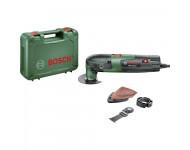 Outil multifonction BOSCH PMF 220 CE - 220W - Avec coffret d'accessoires - 0603102000