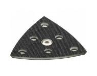 Sachet de 2 plateaux de ponçage mou FESTOOL - Pour ponceuse triangulaire DX93/RO90 - 488715