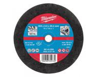 Disque métal à tronçonné 355x2.5x25 SC41 MILWAUKEE - 4932373734