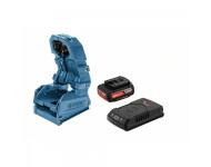 Système de charge à induction BOSCH + convertisseur + GAL 1830 W + 1 Batterie GBA 18 V 2,0 Ah MW-B Professional - 1 600A009CS