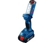 Lampe sans fil BOSCH GLI 18V-300 - Sans batterie ni chargeur - 06014A1100
