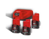 Pack NRJ 12V 3.0Ah Red Li-Ion M12NRG303 - 4933459207