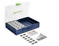 Systainer organizer CENTROTEC FESTOOL SYS3 ORG M 89 CE-M - 94 pièces - 576931