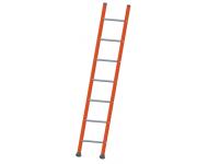 Échelle simple acier - TUBESCA - 1m97 - 03610107