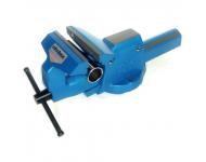 Étau réglable fixe DOLEX acier serre tubes-150mm-ouv185mm-87