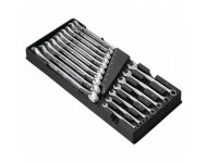 Module de clés mixtes 440 FACOM 6 à 24 mm pour servante XL - MOD.440-1XLPB