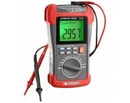 Multimètre automobile FACOM pour mesurer la résistance des batteries - 714APF