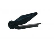 Tourniquet marseillais à sceller noir TORBEL - L.180 mm - 9411184