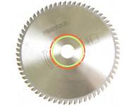 Lame de scie circulaire FESTOOL HW 210 x 2.4 x 30 TF6 - Pour TS 75 - 493200