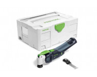 Outil oscillant OSC 18 Li E-Basic VECTURO + lame + Box FESTOOL - Sans batterie ni chargeur - 576591