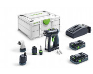 Perceuse-visseuse sans fil C 18 HPC 4,0 I-Set FESTOOL - 576442